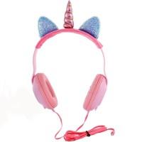 Headset Earphone Handsfree Headphone Unicorn
