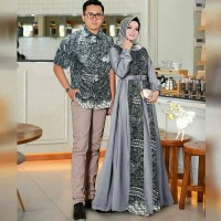 Couple Batik Kamajaya