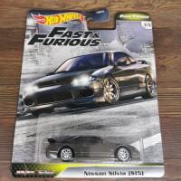 Hot Wheels Fast Furious Tuners Nissan Silvia S15 F JDM FNF hotwheels