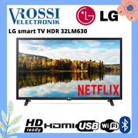 LG smart TV FHD 32LM630BPTB 2020 new garansi resmi