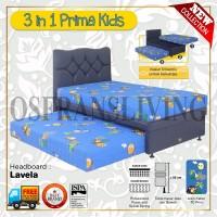Guhdo Springbed Anak 3 In 1 Prima Kids Fullset Lavella
