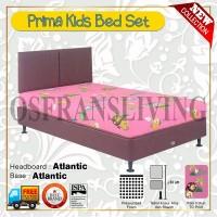Guhdo Springbed Anak Prima Kids Fullset Atlantic / Ideal