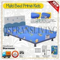 Guhdo Multi Bed Anak Prima Kids Fullset Starmoon