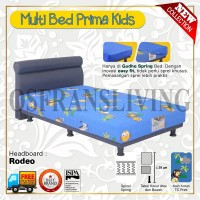 Guhdo Multi Bed Anak Prima Kids Fullset Rodeo