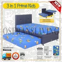 Guhdo Springbed Anak 3 In 1 Prima Kids Fullset Siena