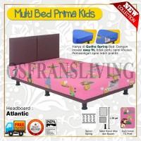 Guhdo Multi Bed Anak Prima Kids Fullset Atlantic / Ideal