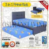 Guhdo Springbed Anak 3 In 1 Prima Kids Fullset Caserta