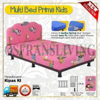 Guhdo Multi Bed Anak Prima Kids Fullset Kipas
