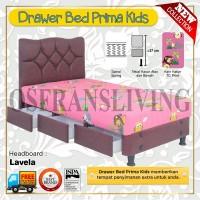 Guhdo Springbed Anak Prima Kids Drawer Laci Fullset Lavella