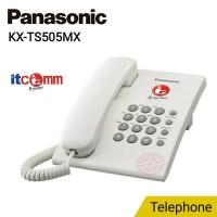 Telepon Kabel / Telephone Panasonic KX-TS505MX
