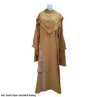 662.Gamis Syar'i Wanita JULIAN'S