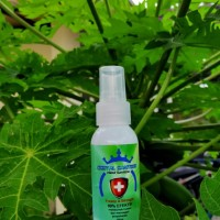 Hand Sanitizer / Aseptic Gel 100ml Cristal