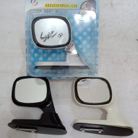 Spion / Blind Spot Mirror / Spion Tanduk / Kap Mesin / Pojok Universal