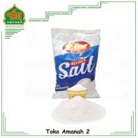 Garam SHAN SALT pure free flowing 800gr(Biru)