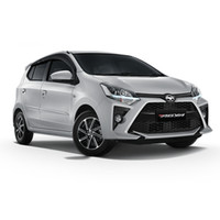 DP TAF TOYOTA AGYA 1.0 G M/T 2020 (After Booking Fee)