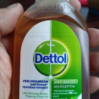 Dettol antiseptic cair