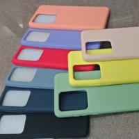 Samsung galaxy S20 ultra silicone case Rubber polos back cover
