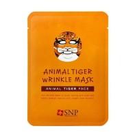 Masker Animal SNP / Facial Mask Gambar Hewan Panda/Otter/Dragon/Tiger