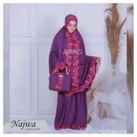 Mukena Najwa Original by ARINS