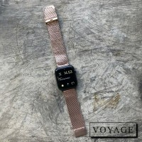 strap apple watch iwatch iwo samsung fitbit milanesse rosegold