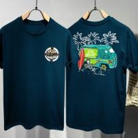 T-shirt The Survivor / Baju Kaos Distro Pria Wanita Cotton 30s