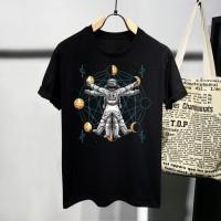 T-shirt Ast Illum / Baju Kaos Distro Pria Wanita Cotton 30s