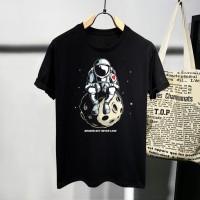 T-shirt Ast Mikir / Baju Kaos Distro Pria Wanita Cotton 30s