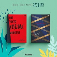 Paket Novel : Tokyo Zodiac Murders & Murder in the Crooked House