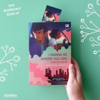 Buku I Wanna Be Where You Are (Di Mana Pun Kau Berada), Kristina Fores
