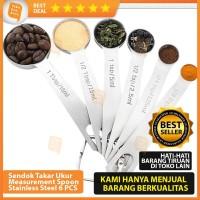 Sendok Takar Ukur bumbu bubuk kopi gula powder gram Measurement Spoon