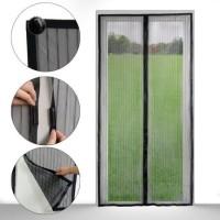 Tirai Rumah Santai Kebun Anti Serangga Nyamuk // Magnet