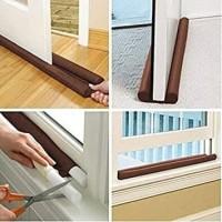 Kamar mudah Berdebu Kotor // Penambal Lubang Sela Pintu Jendela