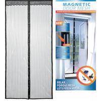 Tirai Otomatis Magnet Sejuk Angin // Hujan Nyamuk Malaria