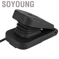Soyoung Black Plastic ATV Foot Accelerator Throttle Speed Control