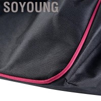 Soyoung Black Waterproof Anti-dust Soft Winch Cover 8 000-17 500 lbs
