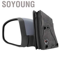 Soyoung Aramox Rearview Mirror Light Electric Left Side with Turn
