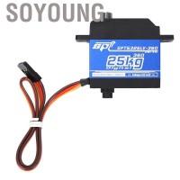 Soyoung 1500μs/ 330hz 360 Continuous Rotation SPT5525LV-360 25KG