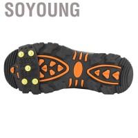 Soyoung Cleats Sepatu Slip On Universal untuk Salju
