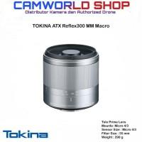 LENSA TOKINA ATX REFLEX 300MM MACRO