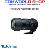 LENSA TOKINA AT-X 70-200MM FOR NIKON