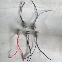 Socket / Soket Lampu Tancap Bohlam Lampu T5 Universal Kendaraan