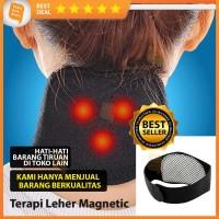 Pemanas Penghangat Terapi Pemijat Leher Magnetic Neck Massage Therapy