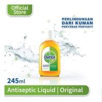Dettol Antiseptic Liquid 245ml / Antiseptik