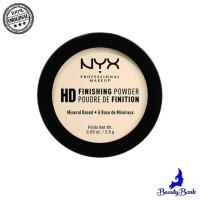 NYX HD FINISHING POWDER MINI 2.8G - BANANA