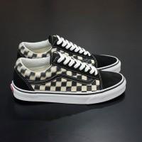 Vans Oldskool Blur Checkerboard