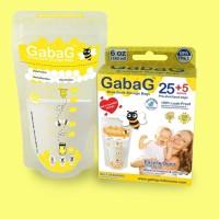 GabaG Breastmilk Storage Bag 180ml / Kantong Asi