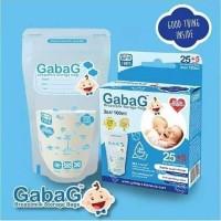 GabaG Breastmilk Storage Bag 100ml / Kantong Asi