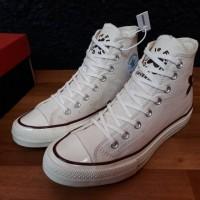 Sepatu sneakers Converse 70's PARCHMENT EGRET BLUE