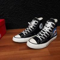 Sepatu sneakers Converse 70's hi Vespa,Premium quality,made in vietnam