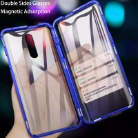CASE MAGNETIC OPPO F11 DOUBEL GLASS